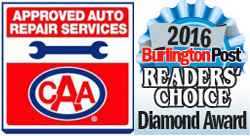 Free Wi-Fi | CAA Approved | Reader's Choice #1 Auto Service Centre