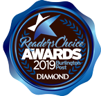 2019 Readers Choice Diamond Award